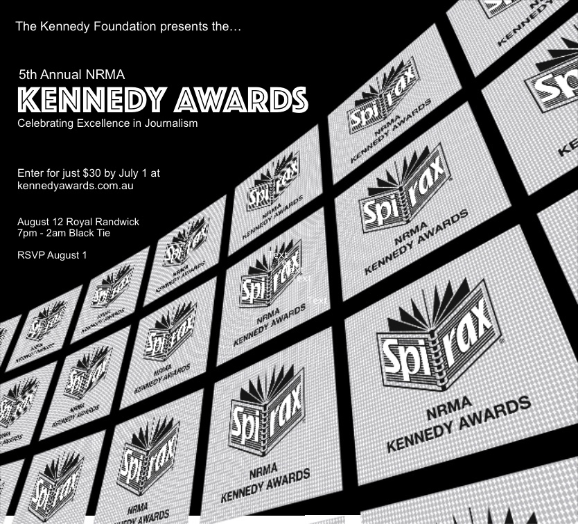 2016 Awards Flyer