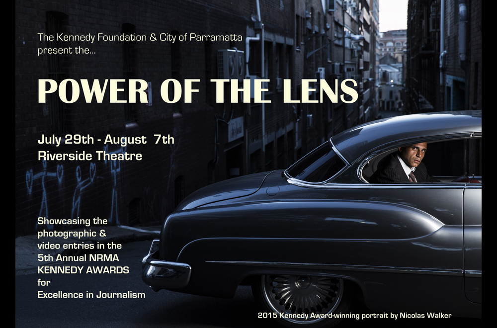 Power of the Lens Flyer