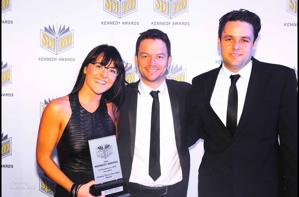 ABC Four Corners Team - Outstanding Consumer Affairs Reporting