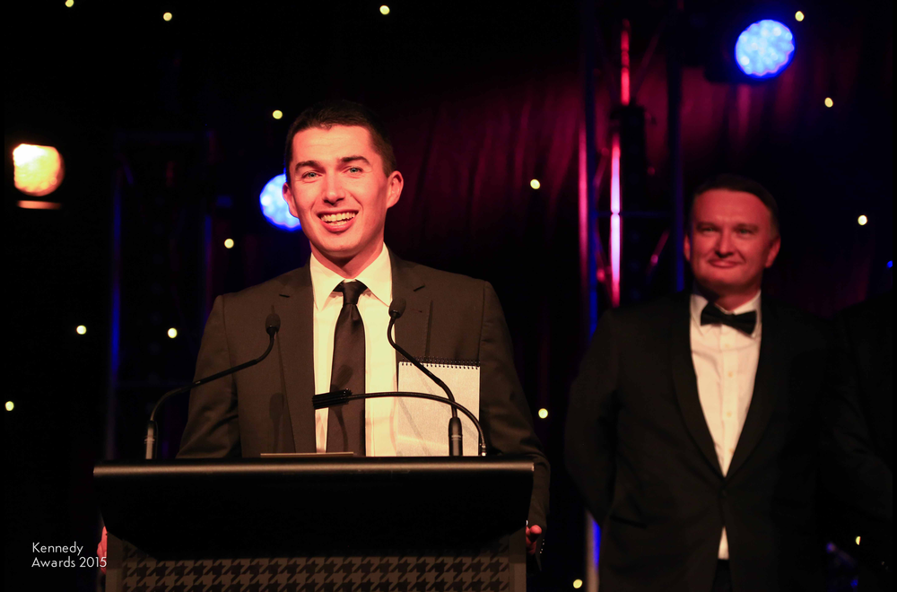Adam Penally of the Sydney Morning Herald wins Rod Allen Award for Racing Writer of the Year