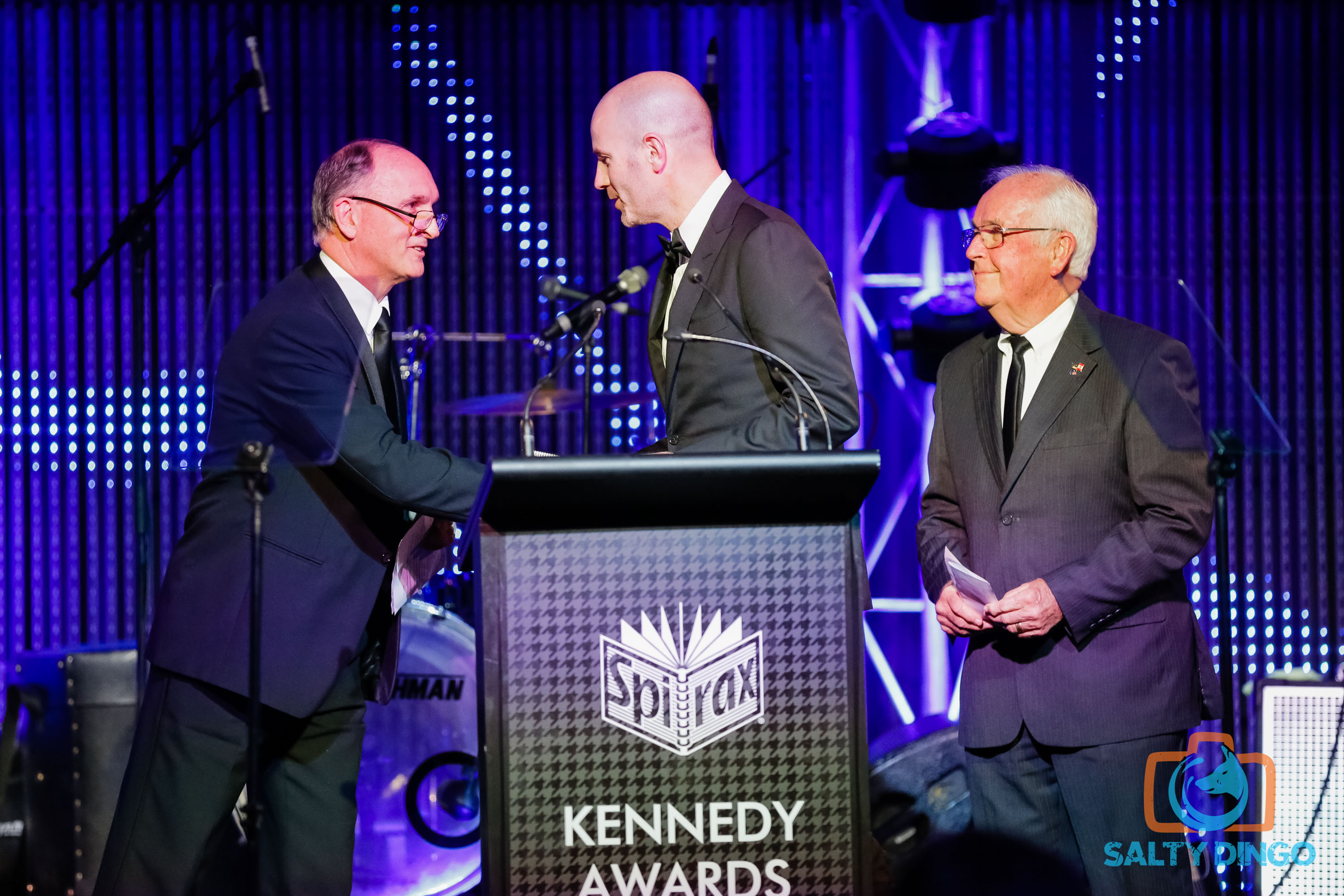 The Sunday Telegraph's Rohan Kelly congratulated for winning Outstanding News Photo